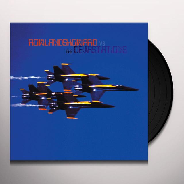 HOWARD VS THE DEVASTATIONS / ROWLAND S. AUTOLUMINESCENT / OCEAN Vinyl Record