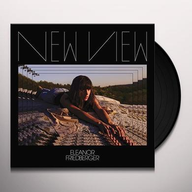 Eleanor Friedberger NEW VIEW Vinyl Record