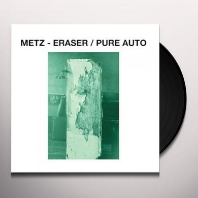 Metz ERASER / PURE AUTO Vinyl Record