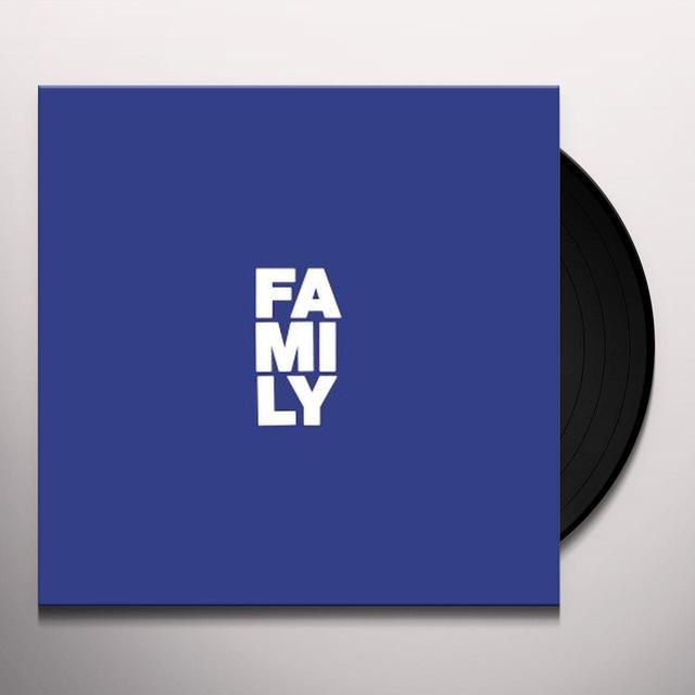 The Family CASETE Vinyl Record