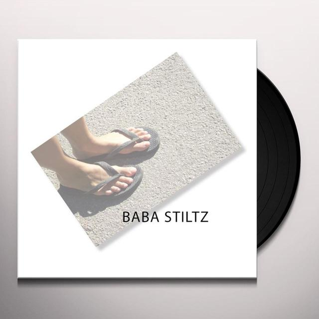 Baba Stiltz THAILAND (THE TOURIST IN ME) Vinyl Record