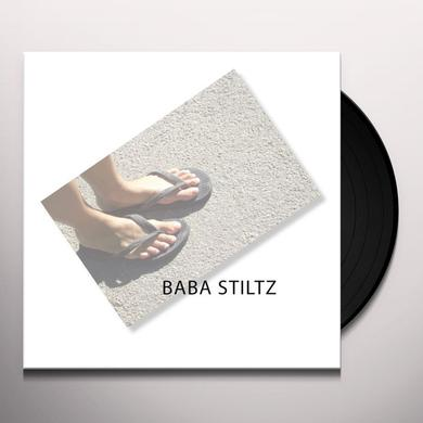 Baba Stiltz THAILAND (THE TOURIST IN ME) Vinyl Record