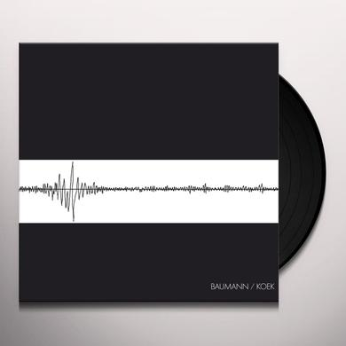 BAUMANN / KOEK Vinyl Record