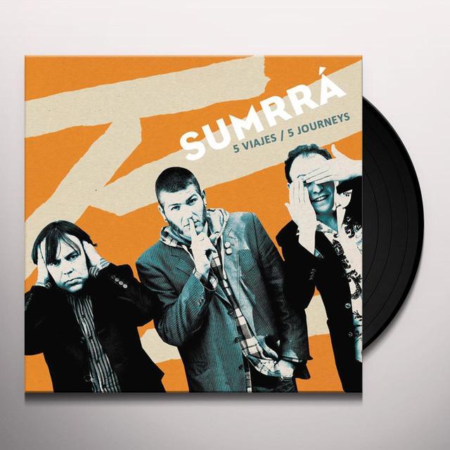 SUMRRA 5 VIAJES / 5 JOURNEYS Vinyl Record