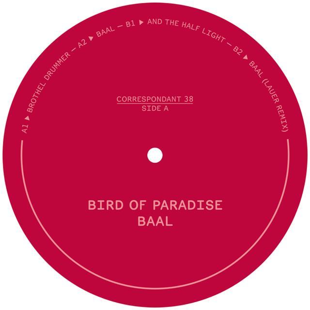 BIRD OF PARADISE BAAL Vinyl Record