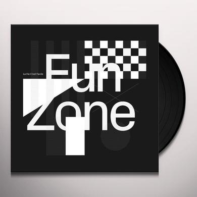 LA VIE C'EST FACILE FUN ZONE Vinyl Record