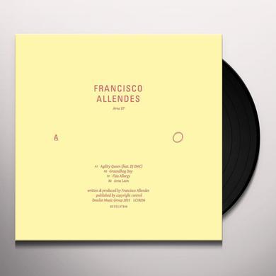 Francisco Allendes AROA Vinyl Record