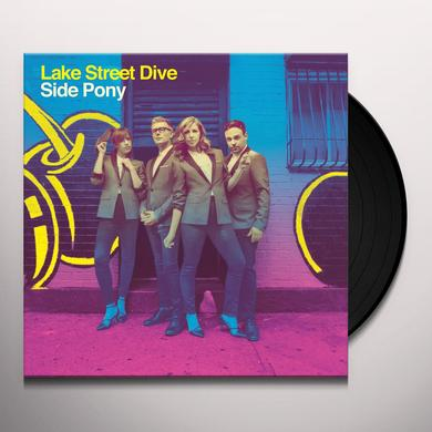Lake Street Dive SIDE PONY Vinyl Record