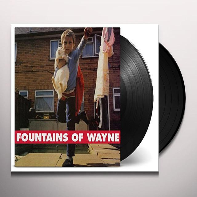 FOUNTAINS OF WAYNE Vinyl Record - Holland Import