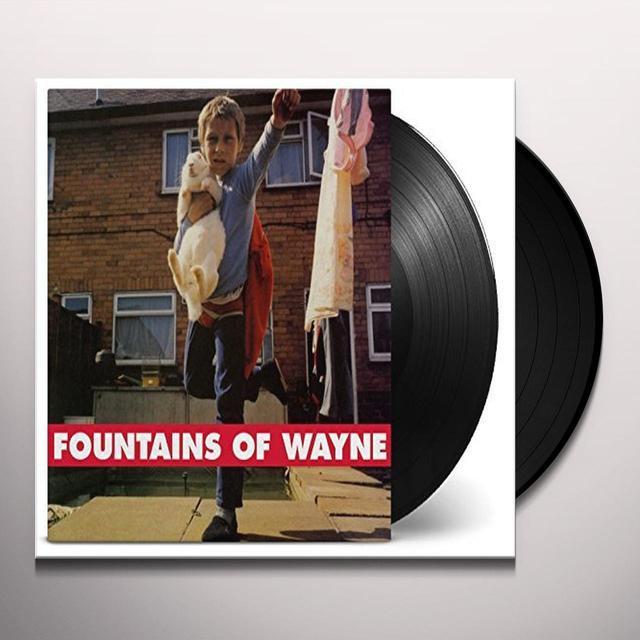FOUNTAINS OF WAYNE Vinyl Record - Holland Import