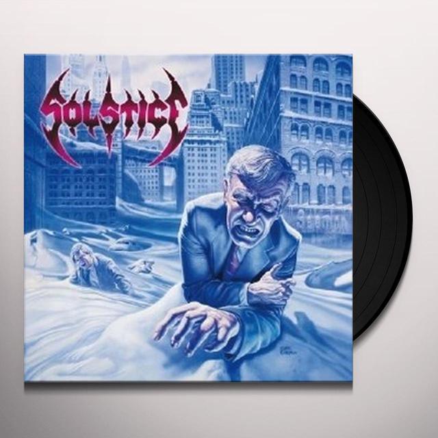 SOLSTICE SENTENCING Vinyl Record - UK Import