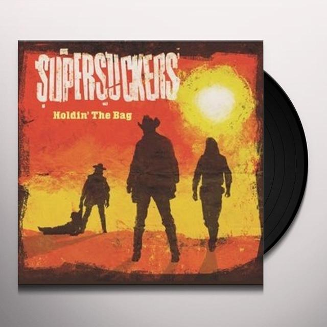 Supersuckers HOLDING THE BAG (LP+CD) Vinyl Record - w/CD, UK Import