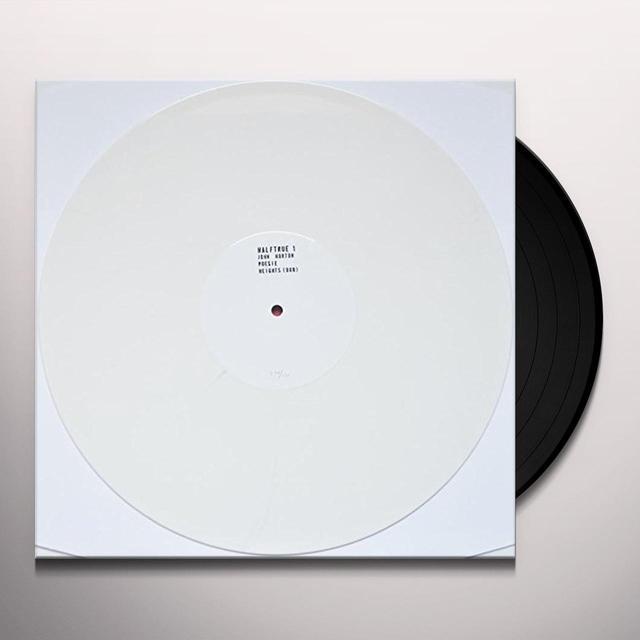 John Horton HALFTRUE1 Vinyl Record - UK Import