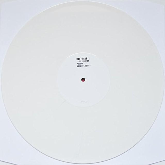 John Horton HALFTRUE1 Vinyl Record