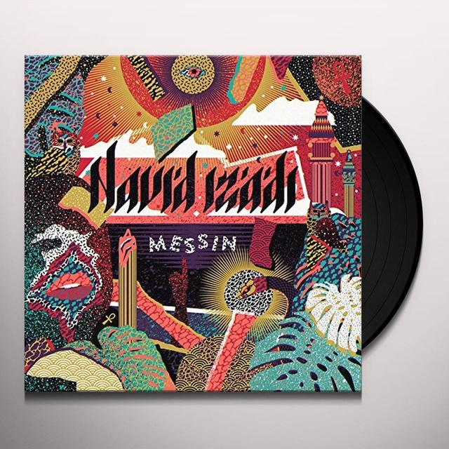 Navid Izadi MESSIN Vinyl Record - UK Import