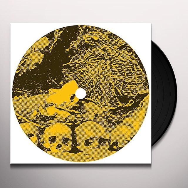 KATSUNORI SAWA SECRET OF SILENCE Vinyl Record
