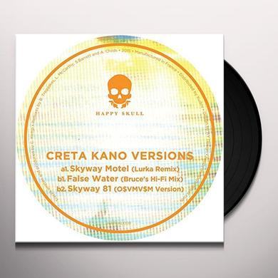 CRETA KANO VERSIONS Vinyl Record - UK Import
