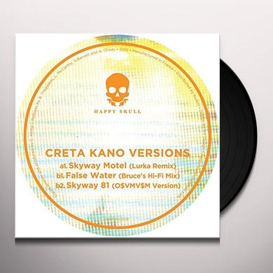 CRETA KANO VERSIONS Vinyl Record - UK Import