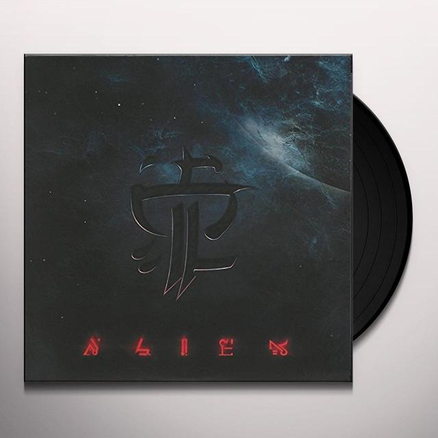 Strapping Young Lad ALIEN Vinyl Record - UK Import