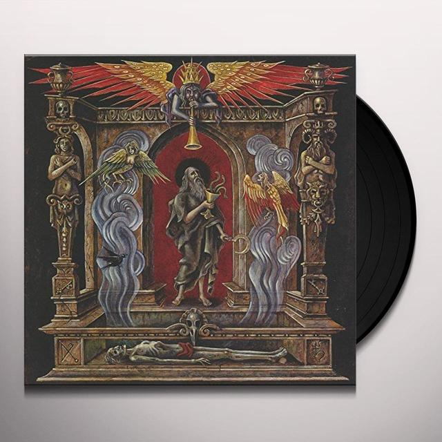 Nightbringer HIEROPHANY OF THE OPEN GRAVE Vinyl Record - UK Import