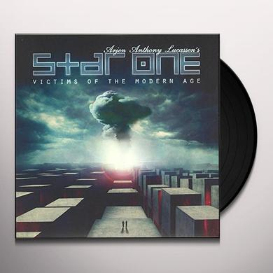 Star One VICTIMS OF THE MODERN AGE Vinyl Record - UK Import