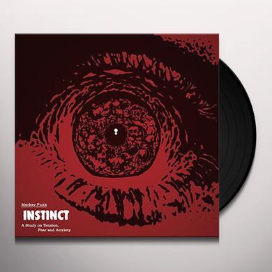 INSTINCT / O.C.R. Vinyl Record - UK Import