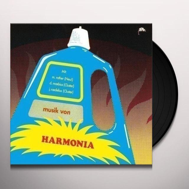 MUSIK VON HARMONIA Vinyl Record - UK Import