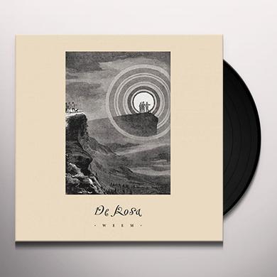 De Rosa WEEM Vinyl Record - UK Import