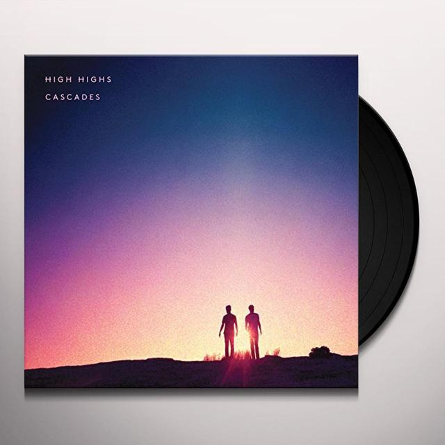 High Highs CASCADES Vinyl Record - UK Import