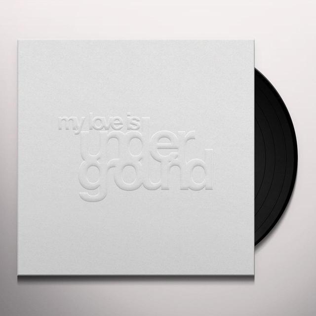 JEREMY UNDERGROUND MY LOVE IS UNDERGROUND Vinyl Record