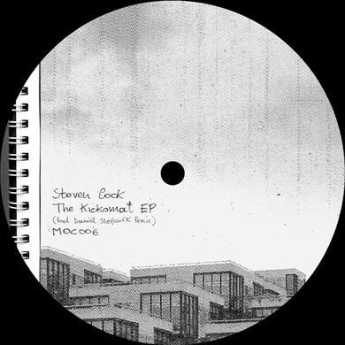 Steven Cock KICKOMAT (INCL. DANIEL STEFANIK REMIX) Vinyl Record