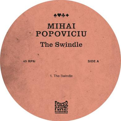 Mihai Popoviciu SWINDLE Vinyl Record