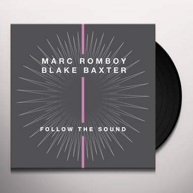 Romboy & Blake Mark Baxter FOLLOW THE SOUND Vinyl Record