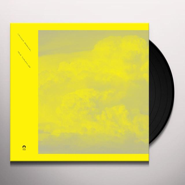 Tatsuya Nakatani CONFIRMATION Vinyl Record