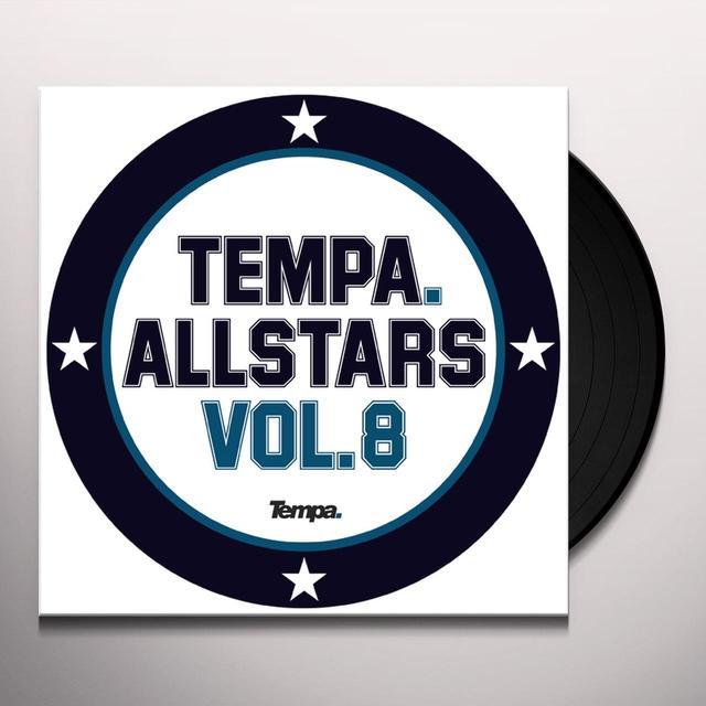 TEMPA ALLSTARS 8 / VARIOUS Vinyl Record