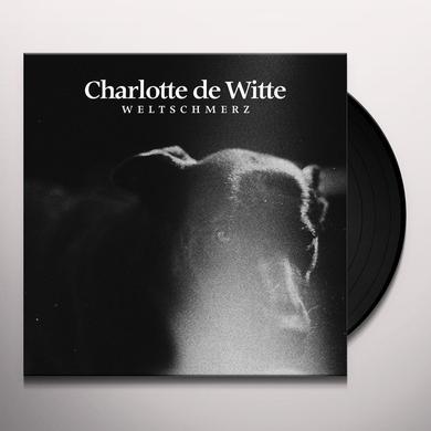 Charlotte De Witte WELTSCHMERZ Vinyl Record