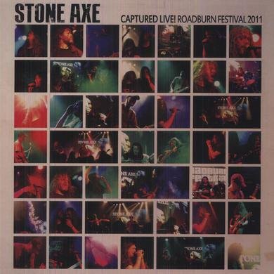 Stone Axe CAPTURED LIVE - ROADBURN FESTIVAL 2011 Vinyl Record