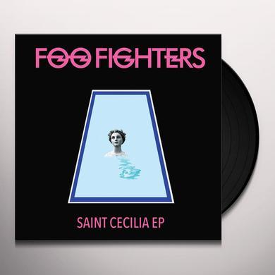 Foo Fighters SAINT CECILIA (EP) Vinyl Record