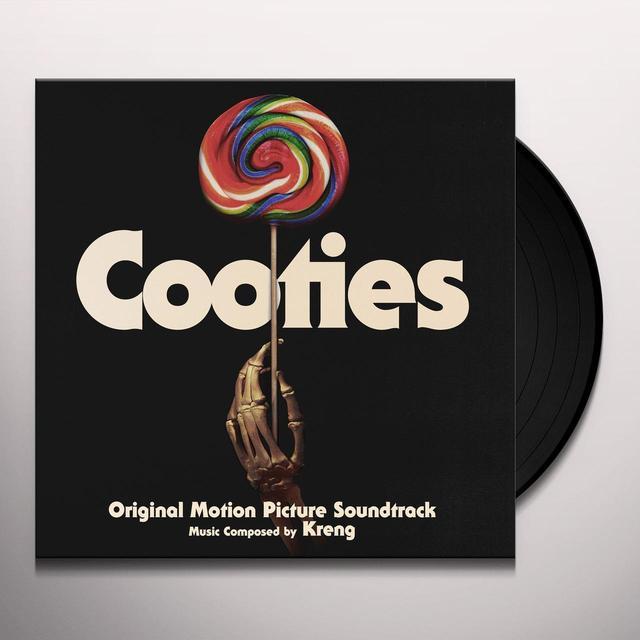 KRENG COOTIES / O.S.T. Vinyl Record