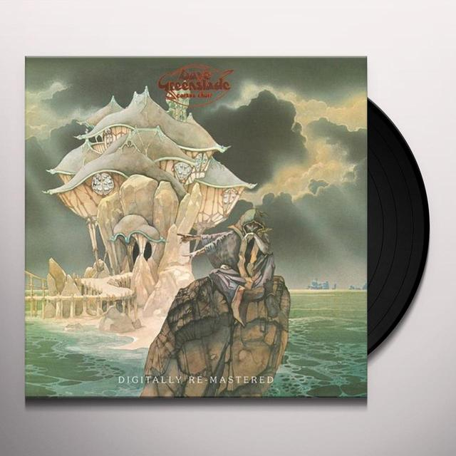 Dave Greenslade CACTUS CHOIR Vinyl Record - UK Import