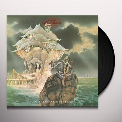 Dave Greenslade CACTUS CHOIR Vinyl Record