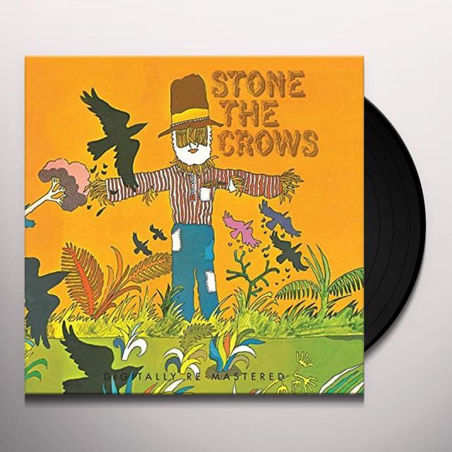 STONE THE CROWS Vinyl Record - UK Import