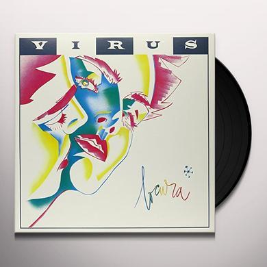 Virus LOCURA Vinyl Record