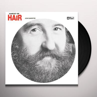 John Sangster AHEAD OF HAIR Vinyl Record - Australia Release