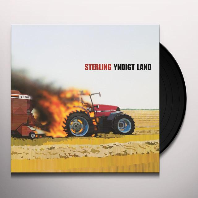 Sterling YNDIGT LAND (LP) Vinyl Record