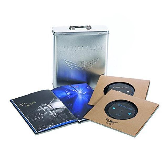 Mumford & Sons WILDER MIND (7'') Vinyl Record - Canada Release