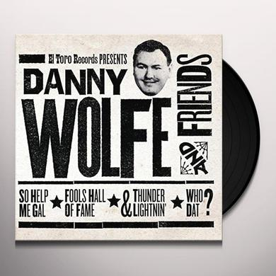 DANNY WOLFE & FRIENDS / VARIOUS (SPA) DANNY WOLFE & FRIENDS / VARIOUS Vinyl Record - Spain Import