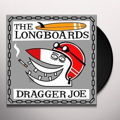 Long Boards DRAGGER JOE Vinyl Record - Spain Import