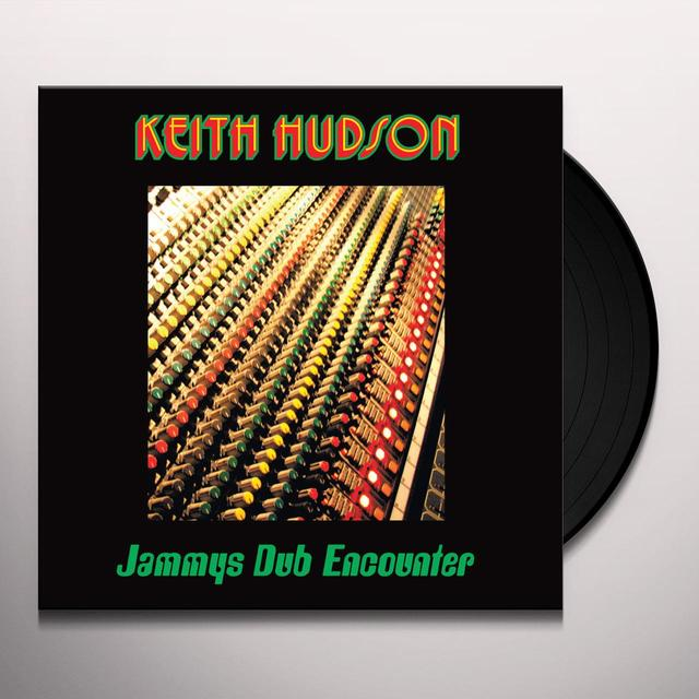 Keith Hudson JAMMYS DUB ENCOUNTER Vinyl Record - UK Import