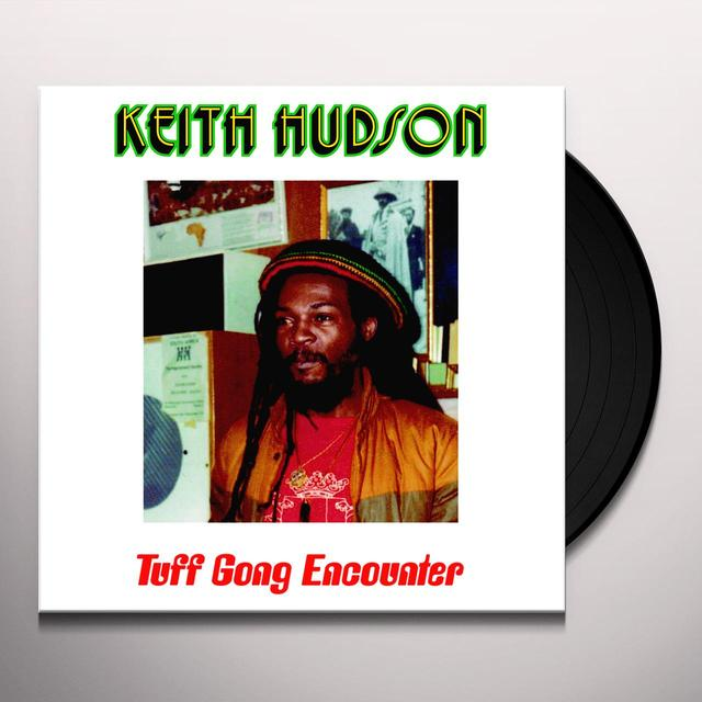 Keith Hudson TUFF GONG ENCOUNTER Vinyl Record - UK Import